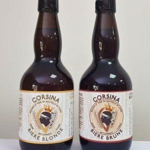 Corsina bière Corse