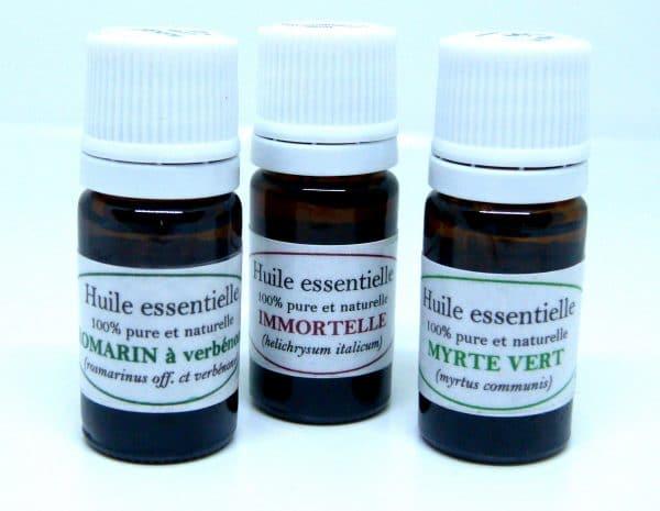 trio huile essentielle
