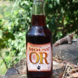 mouss'or soda Corse