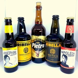 box bière Corse