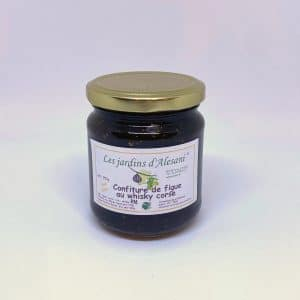 Confiture corse figue