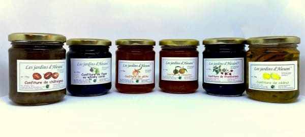 Gamme confiture